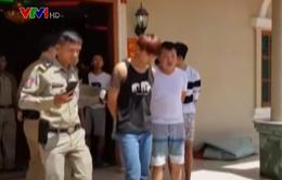 Campuchia bắt 73 đối tượng lừa đảo người Trung Quốc