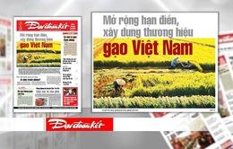 Việt Nam cần xây dựng thương hiệu gạo nổi tiếng