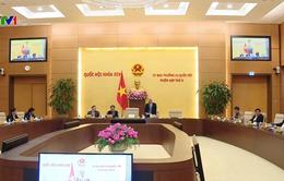 Ủy ban Thường vụ Quốc hội cho ý kiến về Luật Quy hoạch
