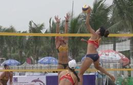 Lực lượng các đội trước thềm giải bóng chuyền bãi biển nữ châu Á - Tuần Châu 2017