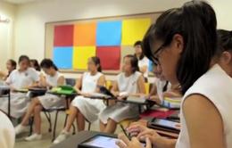 Trường học ở Singapore lùi giờ vào học để học sinh có thời gian ngủ
