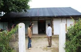 Hà Giang: Dùng lưới che mái nhà phòng chống thiên tai