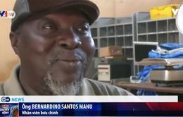 Nhân viên bưu chính tại Guinea: Gần 8 năm chưa nhận được lương