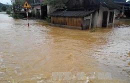 Cảnh báo lũ quét và sạt lở ở các tỉnh từ Thanh Hóa đến TT - Huế