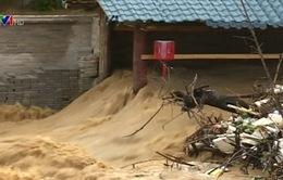 Lũ lụt ảnh hướng tới 3,5 triệu người Trung Quốc