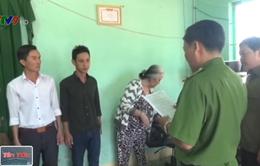 Bình Thuận: Bắt đối tượng làm giả con dấu để lừa đảo
