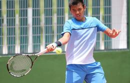 Lý Hoàng Nam khởi đầu thuận lợi tại giải quần vợt China F1 Futures 2017