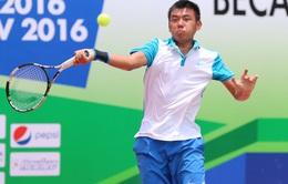 BXH đơn nam ATP: Lý Hoàng Nam trở thành tay vợt số 1 Đông Nam Á