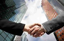Liên doanh nội - ngoại tăng mạnh ở lĩnh vực bất động sản