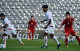 VIDEO Tổng hợp trận đấu: U23 Việt Nam 4-0 U23 Myanmar