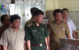 Việt Nam - Lào phối hợp bắt giữ lượng lớn ma túy