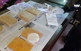 Bắt giữ nhiều vụ chuyển ma túy lớn vào Việt Nam