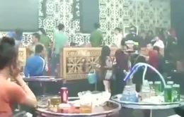 Hàng chục thanh niên dùng ma túy trong quán bar ở Đăk Lăk