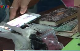 Triệt phá đường dây mua bán ma túy từ TP.HCM đến Cần Thơ