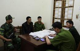 Lạng Sơn: Bắt đối tượng vận chuyển 11kg ma túy qua biên giới