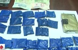 Lạng Sơn: Bắt đối tượng vận chuyển số lượng lớn ma túy