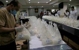 Philippines bắt giữ 600 kg ma túy