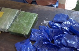 Phá liên tiếp 2 chuyên án ma túy từ Lào về Việt Nam
