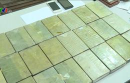 Sơn La bắt giữ 40 bánh heroin