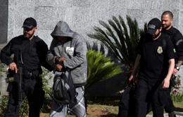 Brazil phá đường dây buôn ma túy lớn sang châu Âu