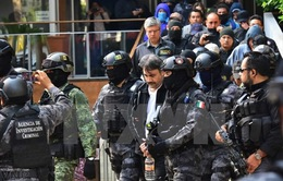 Mexico lập danh sách người mất tích do ma túy