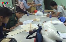 Triệt phá hai xưởng sản xuất ma túy quy mô lớn nhất cả nước