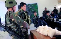 Quân đội Philippines thu giữ lượng lớn ma túy ở Marawi