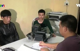 Sơn La bắt 2 đối tượng vận chuyển ma túy