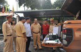 Bắt giữ đối tượng vận chuyển 30 bánh heroin trên cao tốc Hà Nội - Thái Nguyên