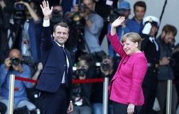 Tổng thống Pháp hội kiến Thủ tướng Đức
