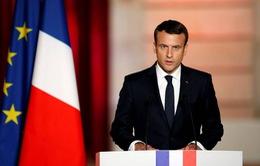 Tân Tổng thống Pháp cam kết xây dựng đất nước và thúc đẩy kinh tế