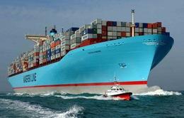 Tập đoàn vận tải biển Maersk không thể vận chuyển hàng hóa đến Qatar