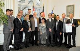Việt Nam tham gia Mạng lưới doanh nghiệp Herzbergstrasse, Đức