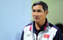 HLV Mai Đức Chung - Huấn luyện viên tiêu biểu năm 2017