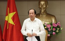 13 Bộ trưởng, Chủ tịch tỉnh bị Thủ tướng phê bình vì chậm giải ngân