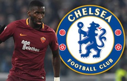 Chuyển nhượng bóng đá quốc tế ngày 05/7/2017: Rudiger gia nhập Chelsea vào ngày mai