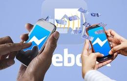 Người dùng có thể chuyển tiền cho nhau qua Facebook Messenger