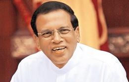 Tổng thống Sri Lanka - Ứng cử viên cho giải Nobel Hòa bình