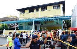 Hé lộ nguyên nhân vụ cháy trường học tại Malaysia