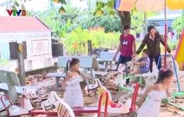 Trường mầm non miền núi Phú Yên từ chối nhận trẻ vì quá tải