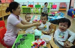 Bức thiết nhu cầu nhà trẻ, trường mầm non tại các khu công nghiệp