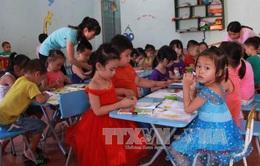 Việt Nam cơ bản hoàn thành phổ cập giáo dục mầm non