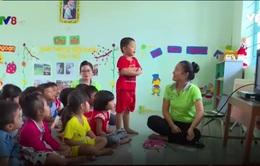 Khánh Hòa: Tăng cường tiếng Việt cho trẻ em mầm non dân tộc thiểu số