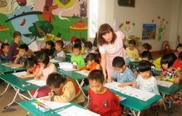 Có 41 tỉnh, thành phố tổ chức cho trẻ mầm non làm quen với tiếng Anh