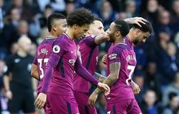 Bảng xếp hạng Ngoại hạng Anh sau vòng 10: Man City vững ngôi đầu, MU bám đuổi quyết liệt