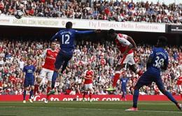 Kết quả bóng đá châu Âu sáng 08/5: Arsenal 2-0 Man Utd, AC Milan 1-4 Roma