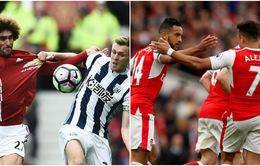 BXH Ngoại hạng Anh sau vòng 30: Man Utd, Arsenal giậm chân tại chỗ