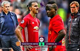 Lịch trực tiếp bóng đá ngày 15/1: Man Utd đại chiến Liverpool, Real tái ngộ Sevilla