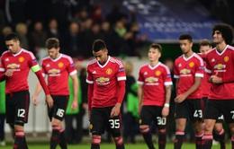 """Man Utd và vị trí thứ 6 """"ma ám"""" tại giải Ngoại hạng Anh"""