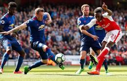 VIDEO Welbeck đánh đầu chính xác, gieo sầu cho Man Utd